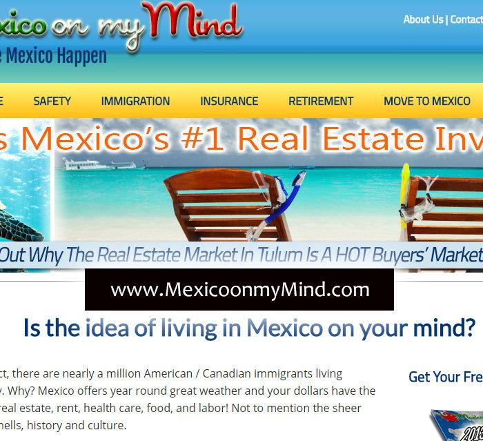 MexicoOnMyMind.com