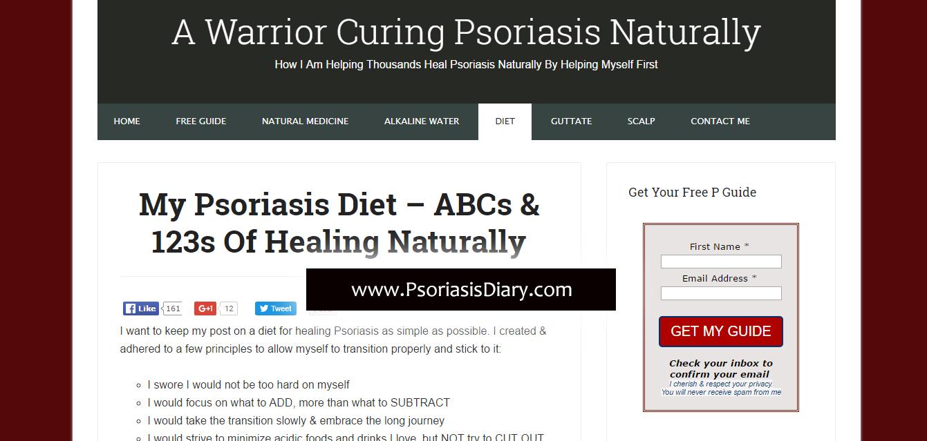 PsoriasisDiary.com
