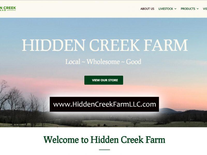 HiddenCreekFarmLLC.com