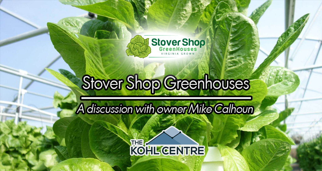Stover Shop Greenhouses