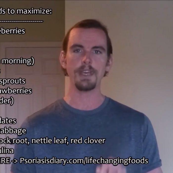 Psoriasis Diet Video