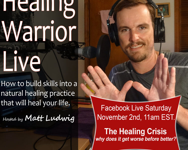 The Healing Crisis of Healing Psoriasis and Other Chronic Autoimmune Diseases Naturally