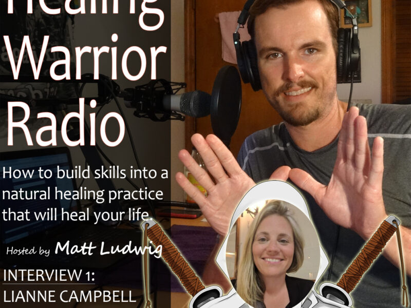 Interview: Matt and Lianne Psoriasis Healing Warrior Origin Story Dualcast – Leaky Gut Syndrome & Psoriasis Connection – Diet, Gut Bacteria, Skin Health